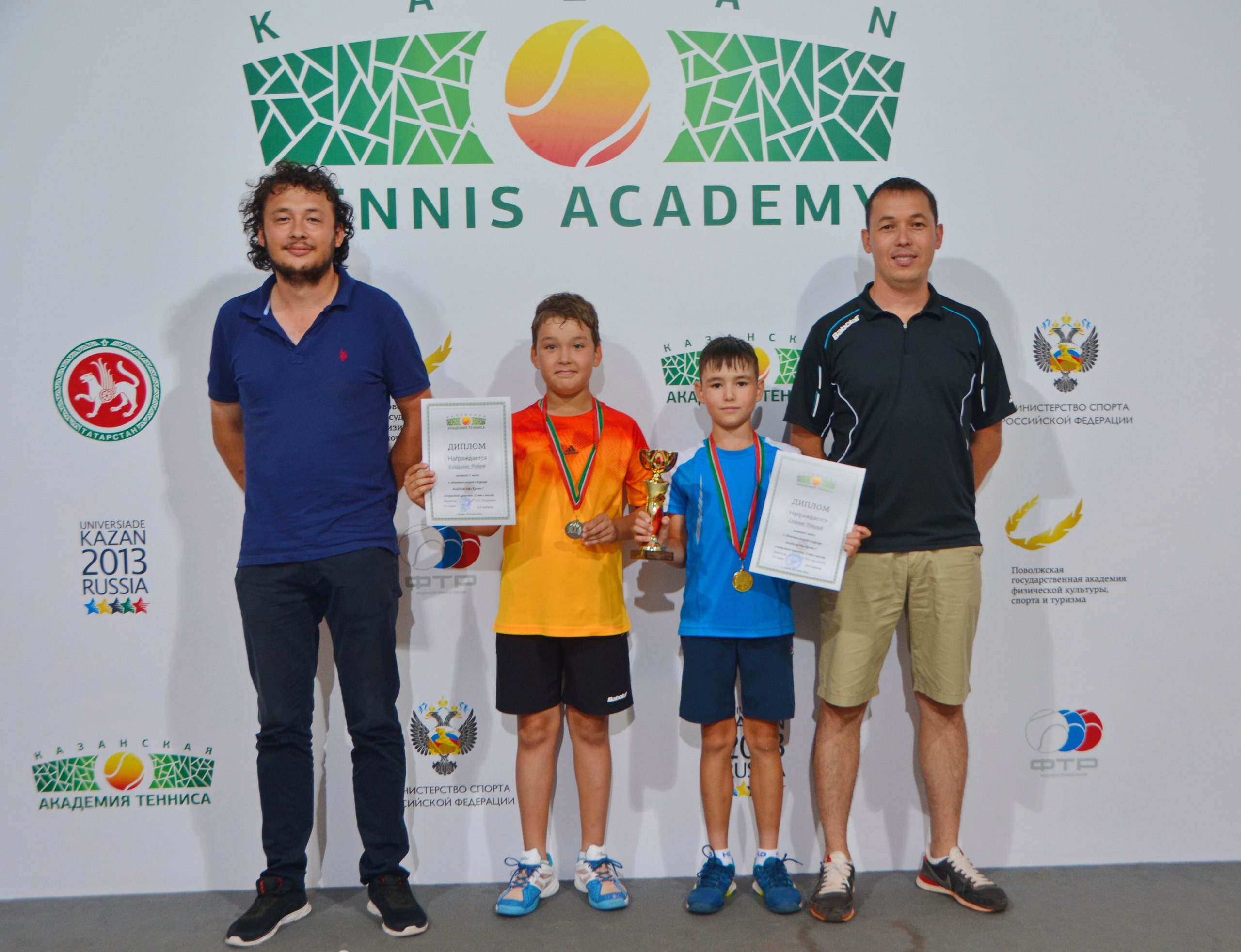 Итоги июльского турнира выходного дня в Казани.