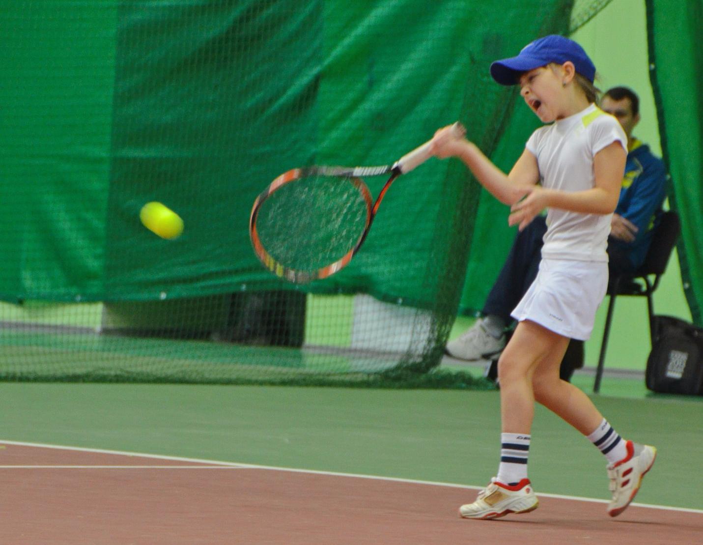 Результаты Первенства Татарстана по теннису возрастной категории 9-10 лет