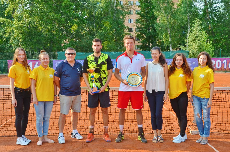 Испанец одолел россиянина в финале Kazan Open 2016