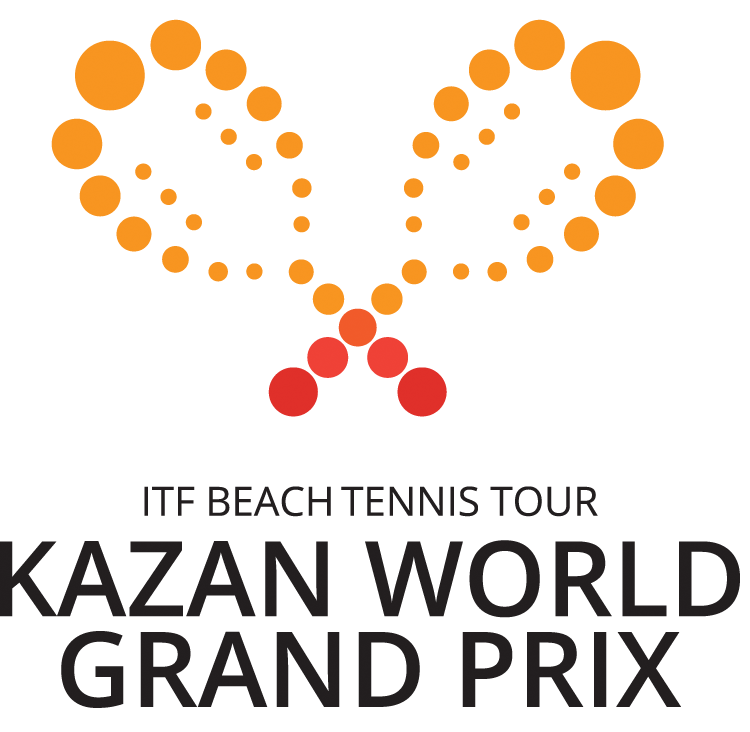 Beach tennis Kazan World Grand Prix Logo.png